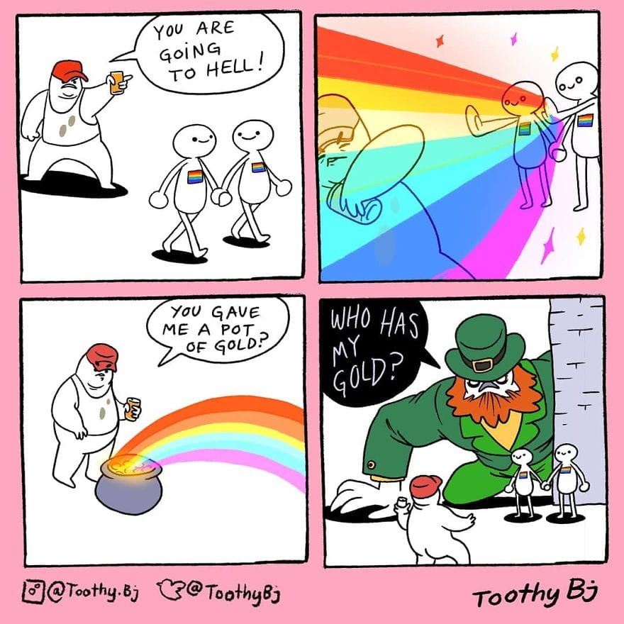 The Hilarious Guide To Great Bad Taste Gay Lesbian Jokes